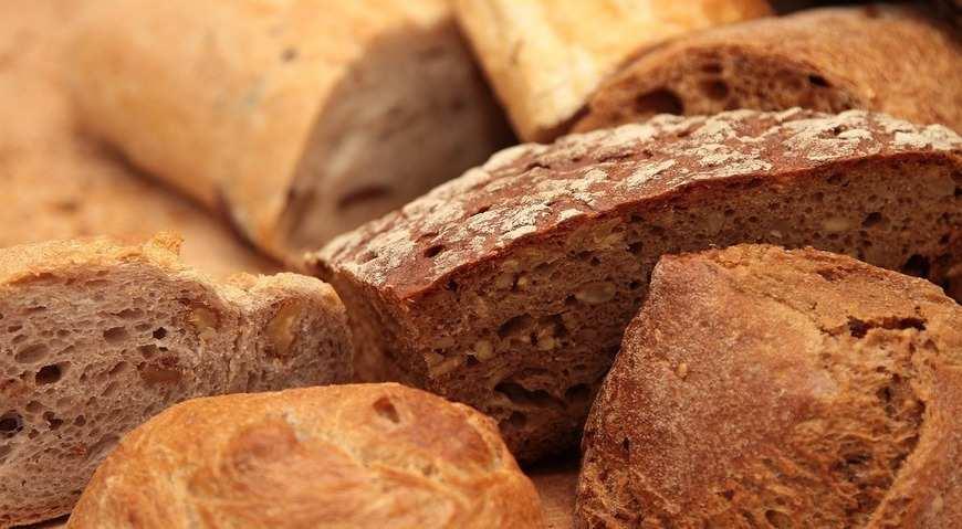 chleb upieczony na zakwasie