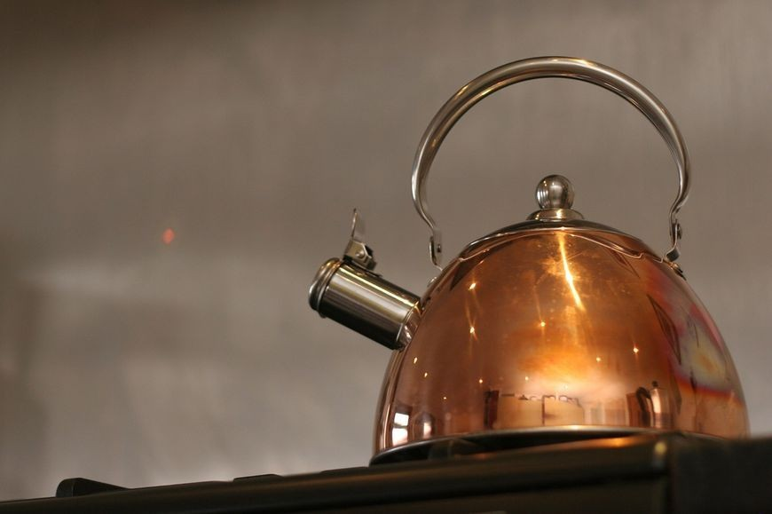 odkamienianie czajnika