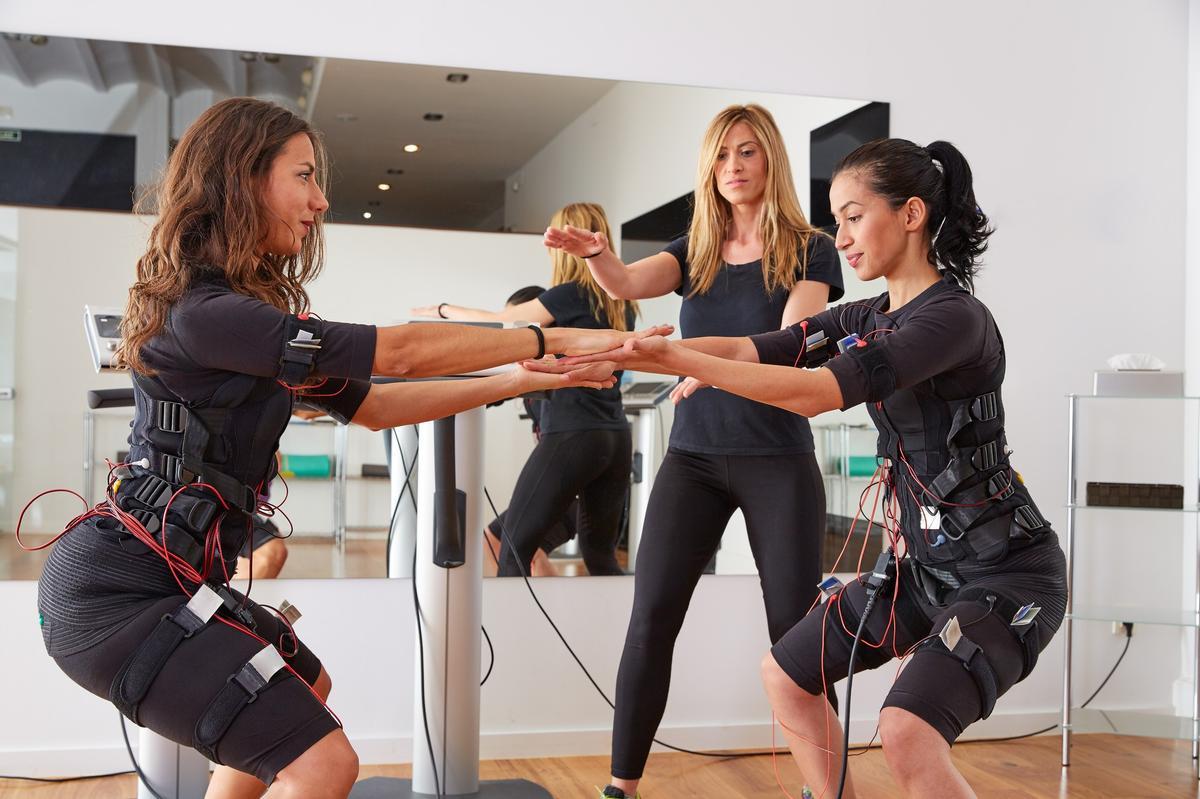 EMS bez tajemnic: trening personalny połączony z elektrostymulacją mięśni