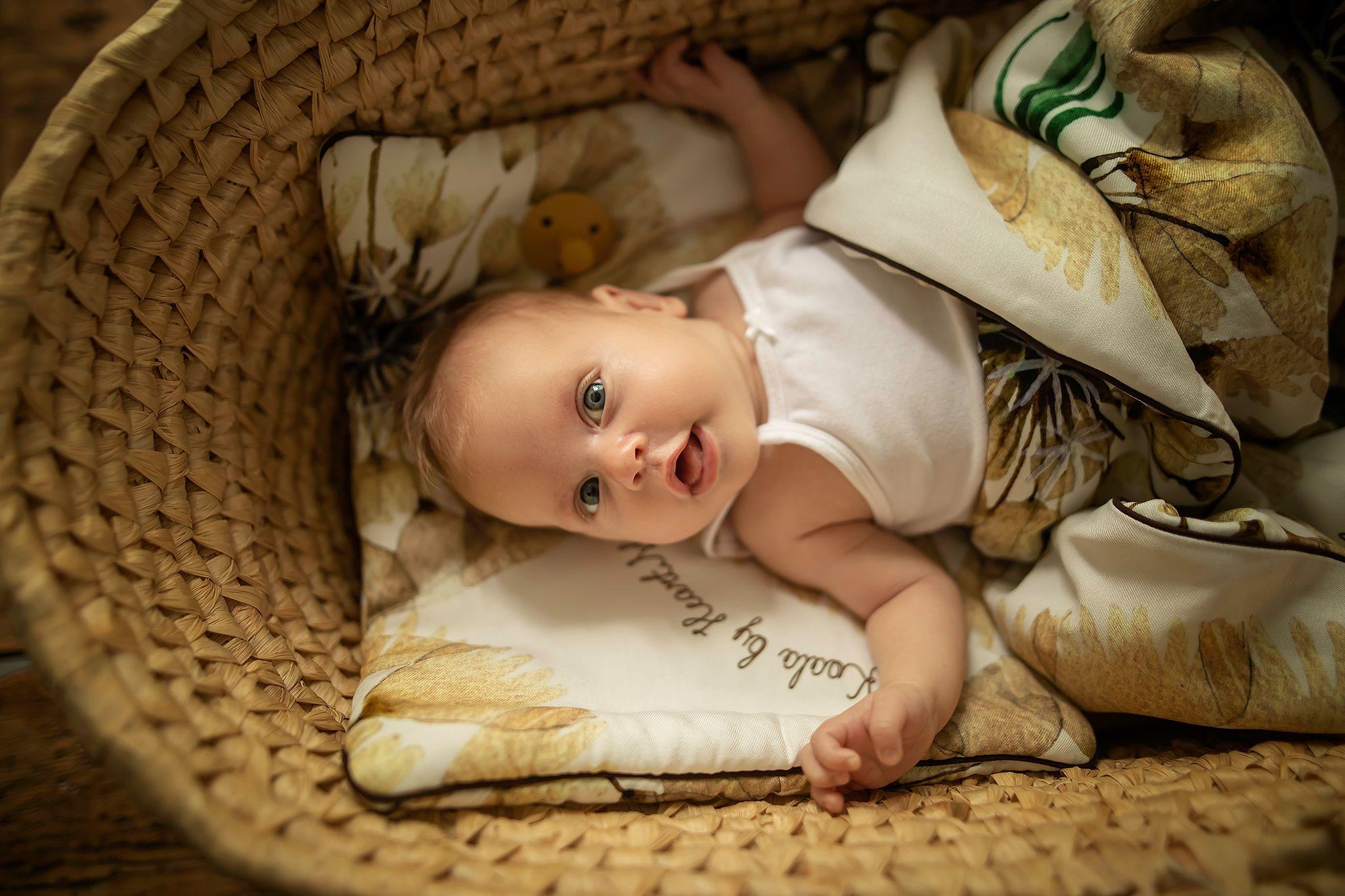 Jak pościel wpływa na sen niemowlaka?
